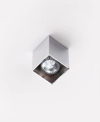 Pet Square plafon chrom Maxlight