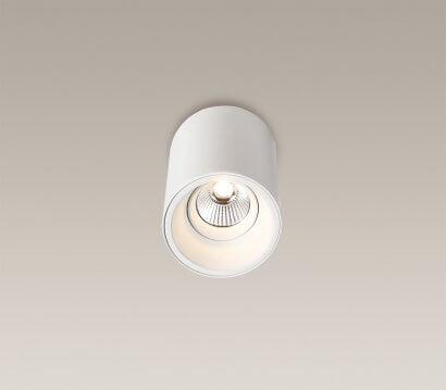 Led Basic Round biały plafon Maxlight