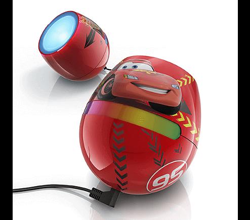 Dis Micro Cars-auta lampa dziecięca