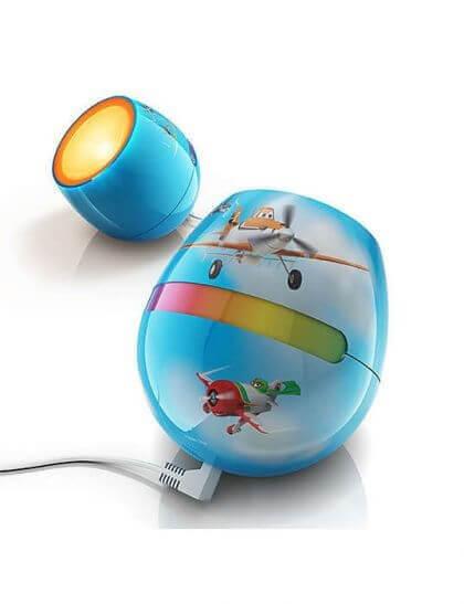 Lampa biurkowa Dis Micro Planes Samoloty