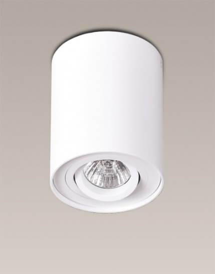 Basic Round White oprawa natynkowa Maxlight