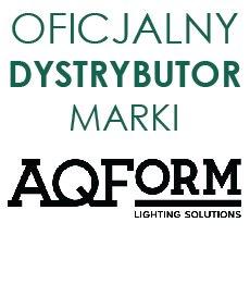 Autoryzowany dystrybutor marki AQform